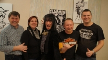 Valentins Rock Vol.III & Vernissage 2012